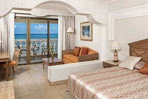 Junior Sea View Suite at Iberostar Rose Hall Beach